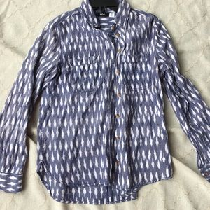 BDG URBAN OUTFITTERS Aztec Print Long Sleeve M